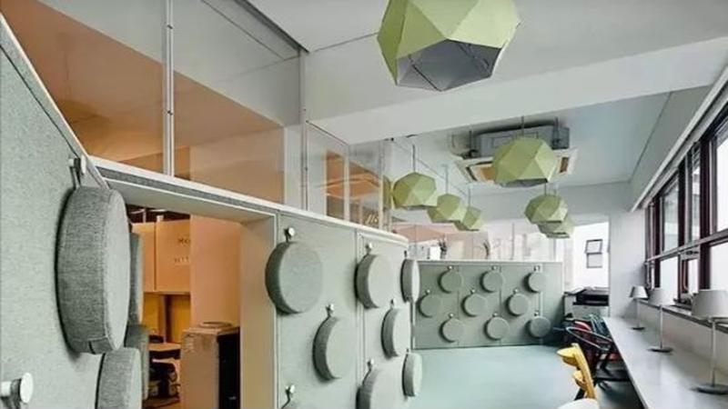 學(xue)校牆面設計里的小心思(si)