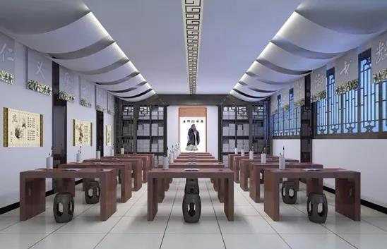 國學(xue)教室設計,讓(rang)傳統(tong)文化(hua)生根發芽
